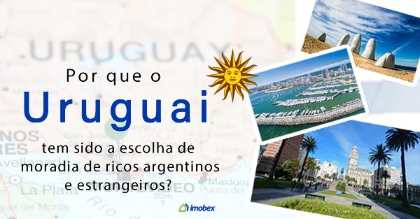 Por que o Uruguai tem sido a escolha de moradia de ricos argentinos e estrangeiros?