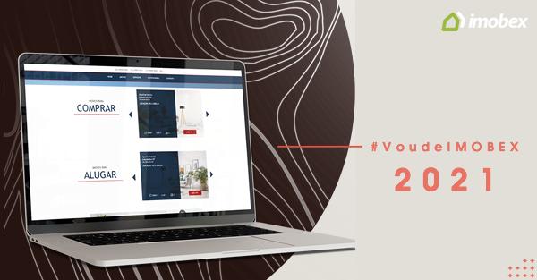 #VoudeImobex 2021 e você?