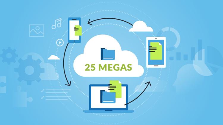 Imobex oferece 25 MEGAS em espaço grátis na 'nuvem' para clientes